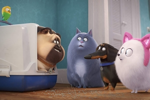 Still #13 forSecret Life of Pets 2 3D, The