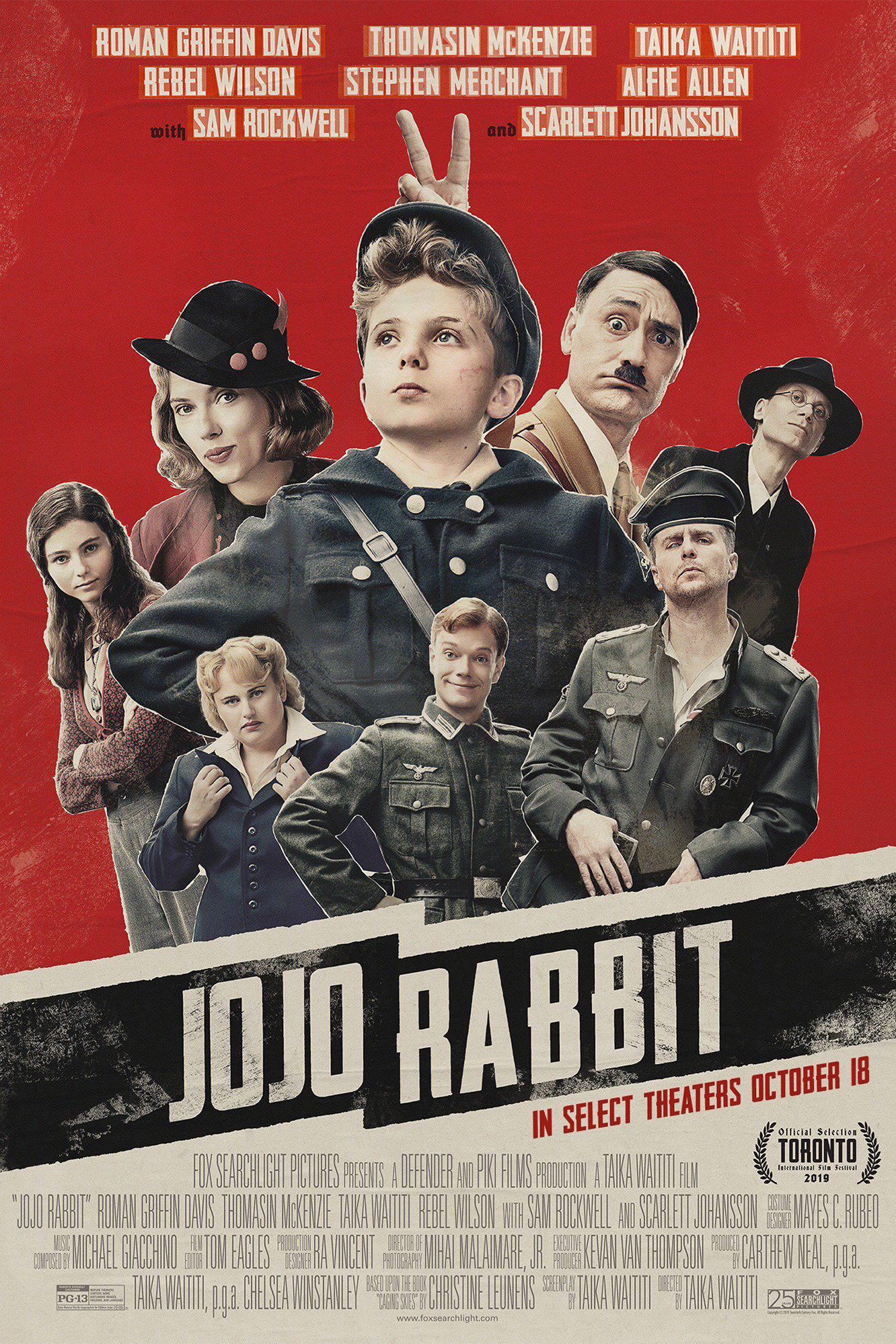 Still of Jojo Rabbit