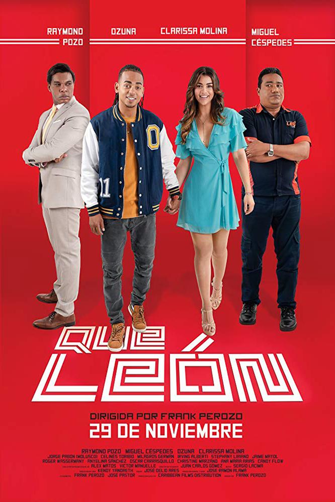 Qué León Poster