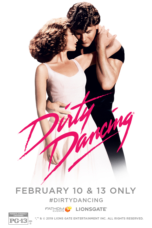 Dirty Dancing (1987) Event Poster