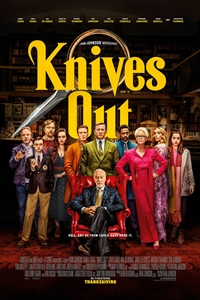 Poster of Knives Out