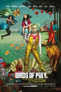 Birds of Prey and the Fantabulous Emancipation of One Harley Quinn Poster