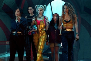 Still 0 for Harley Quinn: Birds of Prey