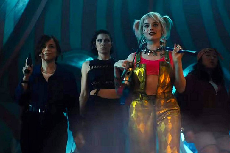 Still #11 for Harley Quinn: Birds of Prey