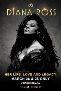 Poster of Diana Ross: Her Life, Love and Legacy