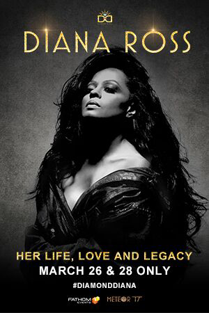Diana Ross: Her Life, Love and Lagacy Poster
