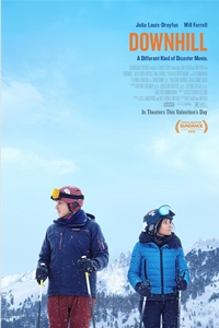 Poster for Downhill