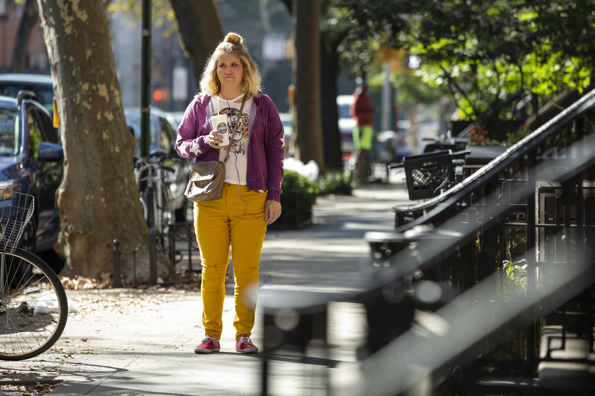 Hero Image for Brittany Runs A Marathon
