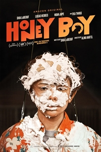Poster for Honey Boy