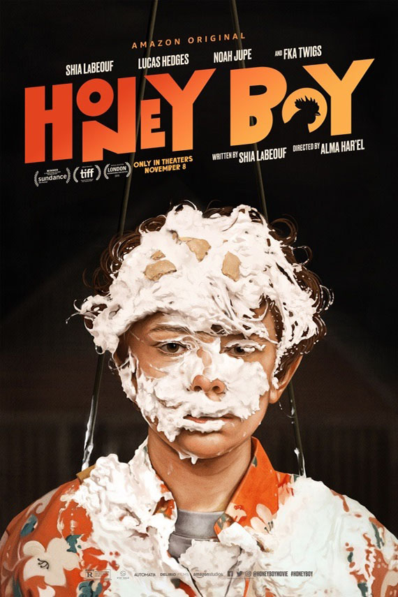 Poster of Honey Boy