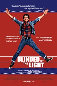Caption Poster for Blinded by the Light
