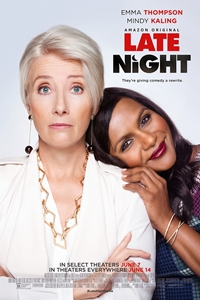 Caption Poster for Late Night