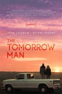 The Tomorrow Man Poster