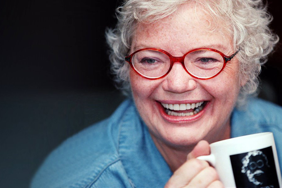 Hero Image for Raise Hell: The Life & Times of Molly Ivins