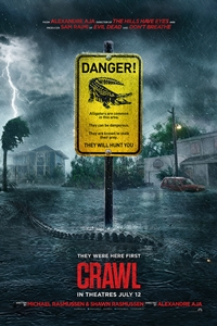 Caption Poster for Crawl