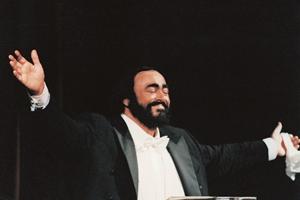Still #1 forPavarotti