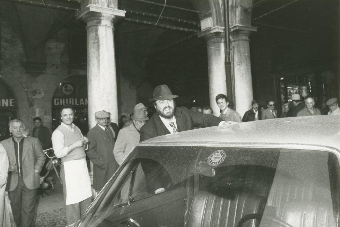 Hero Image for Pavarotti