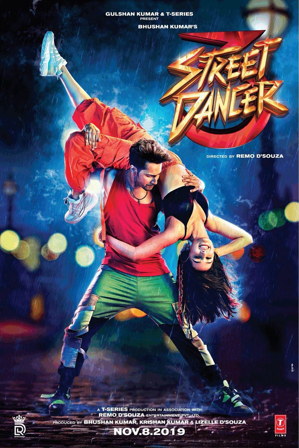 Still of Street Dancer 3 (Hindi)