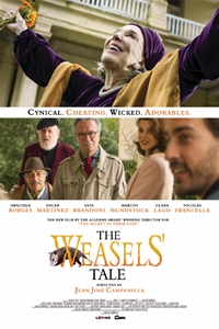 Poster for The Weasel's Tale