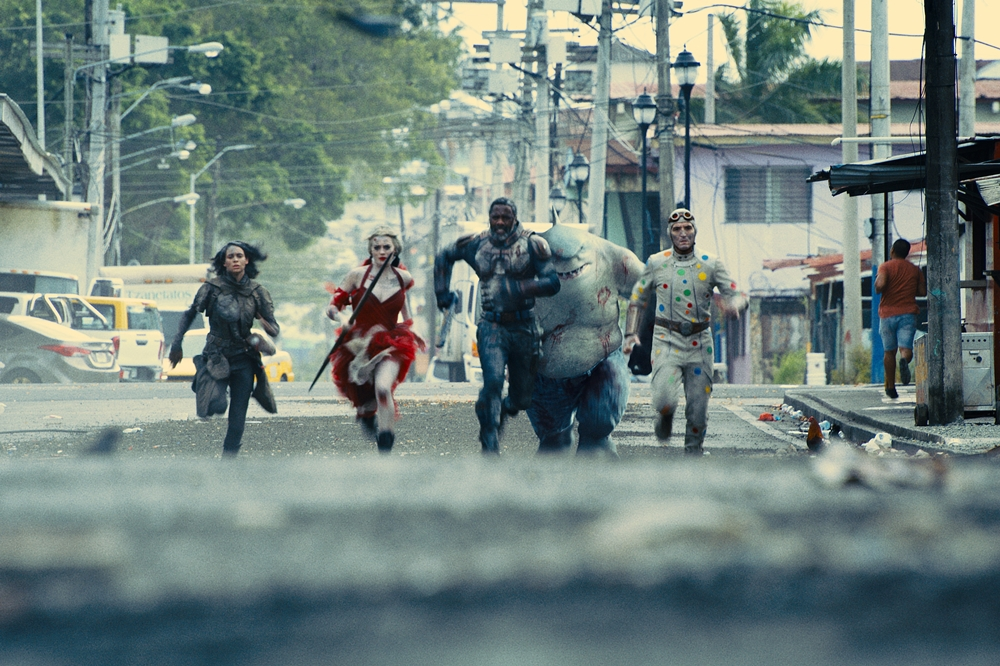 Still 12 for Suicide Squad, The