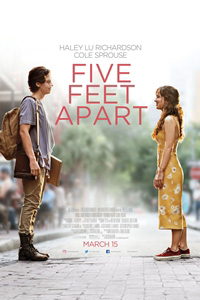 Five Feet Apart: Fan Event Poster