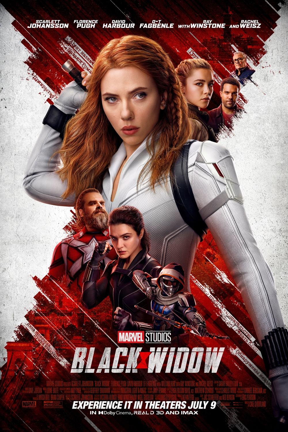 Still of Black Widow