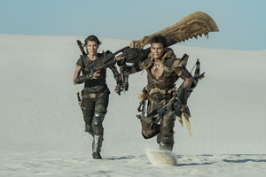 Still of Monster Hunter