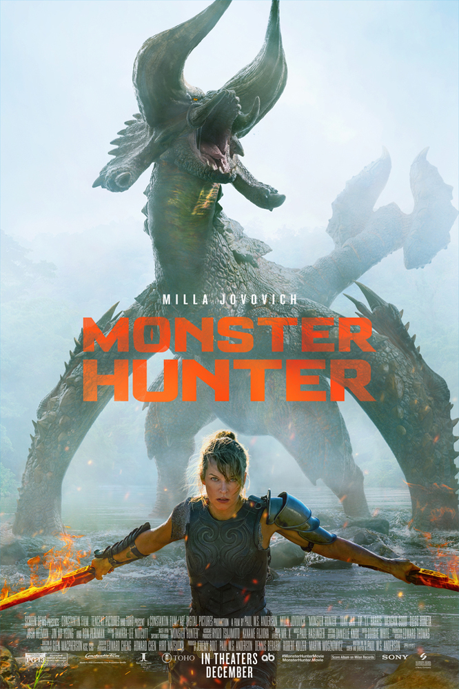 Poster of Monster Hunter