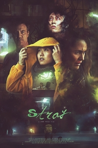 Stray (NR)Release Date  March 1, 2019. Cast  Karen Fukuhara, Miyavi,  Christine Woods, Ross Partridge Director  Joe Sill 8ffa5403ecdb