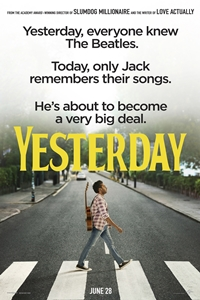 Caption Poster for Yesterday