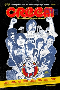 Poster for Creem: America's Only Rock 'n' Roll Magazine