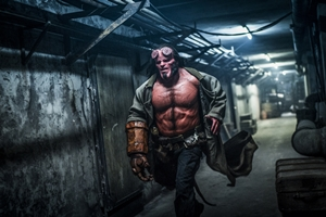 Hellboy: The IMAX 2D Experience Still 2