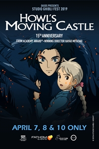 Howl's Moving Castle - Studio Ghibli Fest 2019