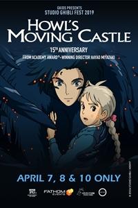 Howl's Moving Castle - Studio Ghibli Fest 2019