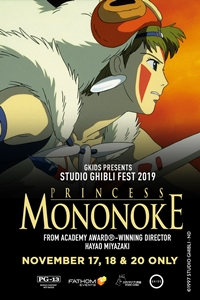 Princess Mononoke -...