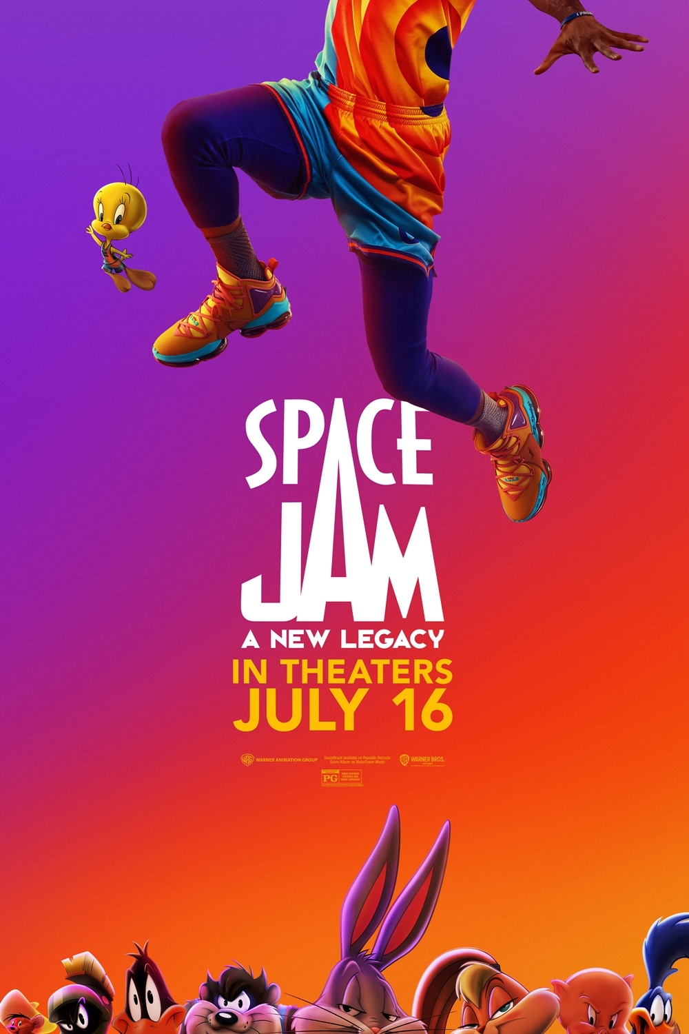 Still of Space Jam: A New Legacy