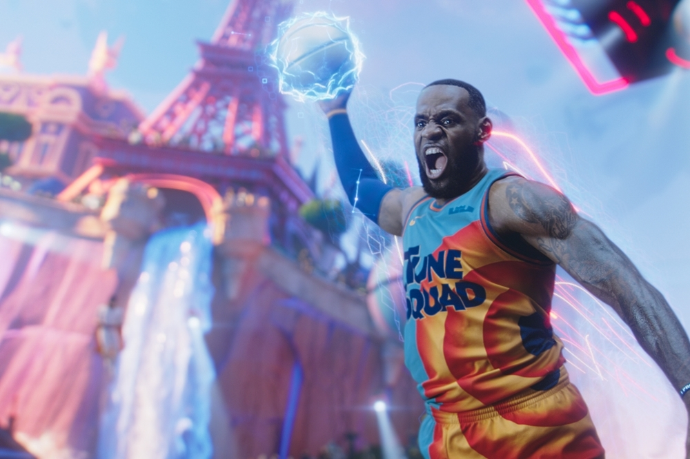 Hero Image for Space Jam: A New Legacy