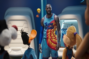 Still 15 for Space Jam: A New Legacy