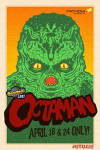 Poster of RiffTrax Live: Octaman