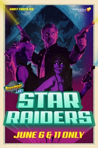 Poster of RiffTrax Live: Star Raiders