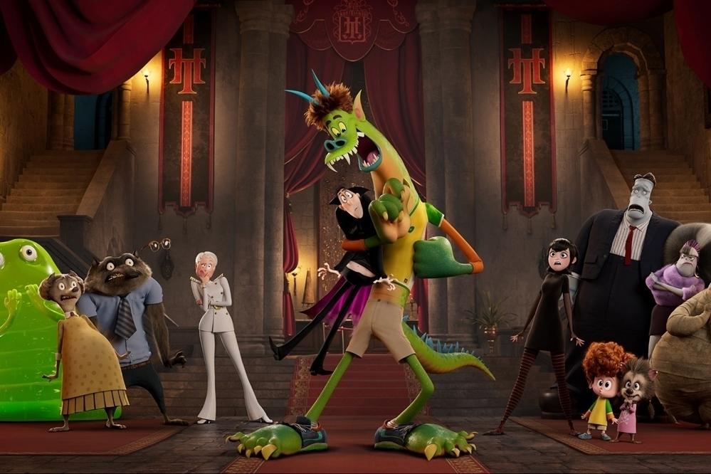 Hero image for Hotel Transylvania: Transformania