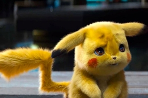 Pokémon Detective Pikachu 3D Still 3