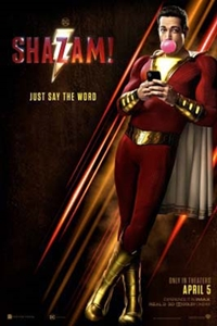 Shazam!: An IMAX 3D Experience Poster