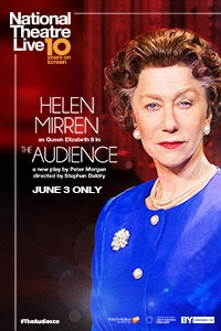 Poster of The Audience - NT Live 10th Anniversa...
