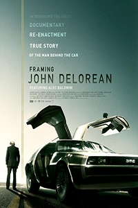 Poster for Framing John DeLorean