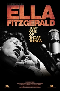 Poster for Ella Fitzgerald: Just One of Those Things