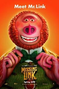 Missing Link 3D Poster