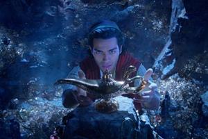 Aladdin: An IMAX 3D Experience Still 3