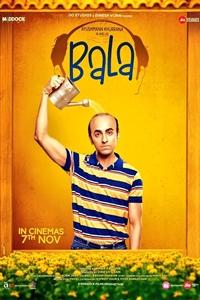 Bala (Hindi) Poster