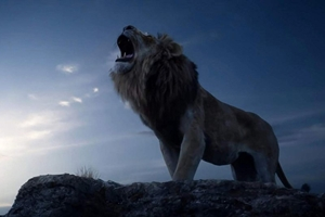 Lion King in RealD 3D, The Still 3